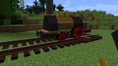 Rails of War Mod [1.6.2] für Minecraft