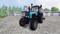 MTZ-1221 belarussischen SAREx