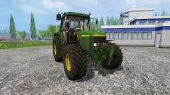 John Deere 6800 FL dirt