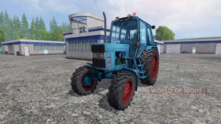 MTZ-82 UK für Farming Simulator 2015