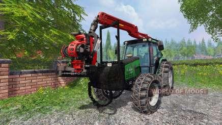 Valtra Valmet 6600 forest für Farming Simulator 2015
