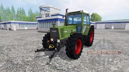 Fendt Farmer 310 LSA v2.1 pour Farming Simulator 2015