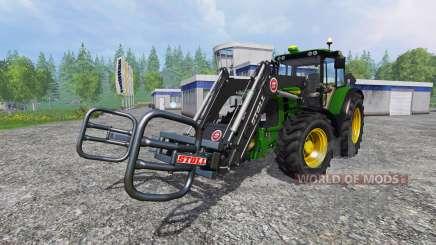 John Deere 6630 Premium FL für Farming Simulator 2015
