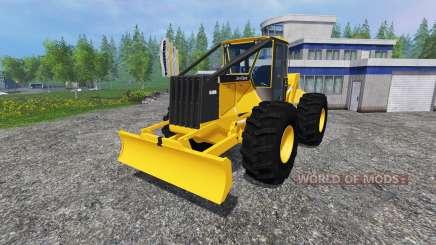 John Deere 648G v1.1 für Farming Simulator 2015