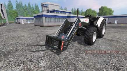 Steyr Multi 4115 roofless pour Farming Simulator 2015