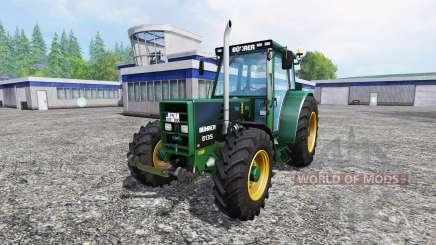 Buhrer 6135A Black Beauty für Farming Simulator 2015