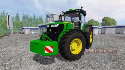 John Deere 7290R pour Farming Simulator 2015