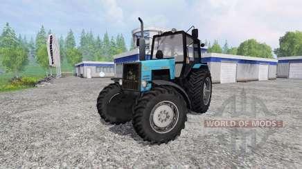 MTZ-1221.2 v3.0 pour Farming Simulator 2015