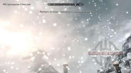 Gel - salut dans le camp [2.6] pour Skyrim