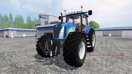 New Holland T8040 v4.1 für Farming Simulator 2015