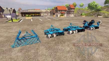 Parmiter Disc [pack] für Farming Simulator 2013