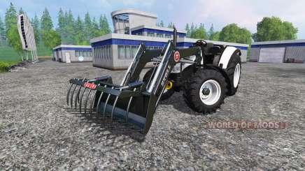 Steyr Multi 4115 v2.0 pour Farming Simulator 2015