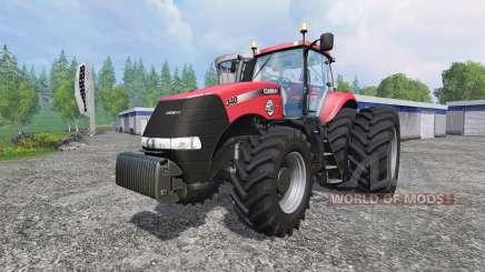 Case IH Magnum CVX 340 v1.0.3 [pack] für Farming Simulator 2015
