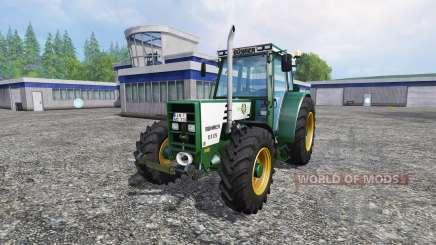 Buhrer 6135A White für Farming Simulator 2015
