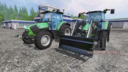 Deutz-Fahr 5130 TTV v2.0 pour Farming Simulator 2015