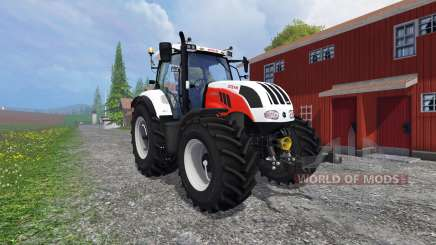 Steyr CVT 6230 [edit] für Farming Simulator 2015
