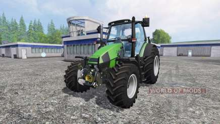 Deutz-Fahr Agrotron 120 Mk3 v2.0 für Farming Simulator 2015