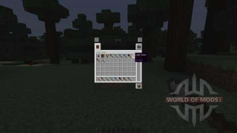 Throwing Spears [1.7.10] pour Minecraft