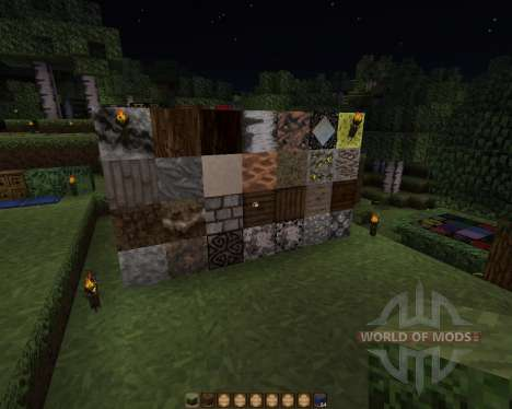 Moray Autumn Resource Pack [32x][1.8.8] pour Minecraft