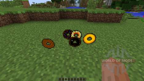DonutCraft 2 [1.7.10] pour Minecraft