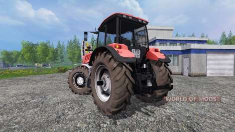 Belarus-3022 DC.1 v2.0 für Farming Simulator 2015