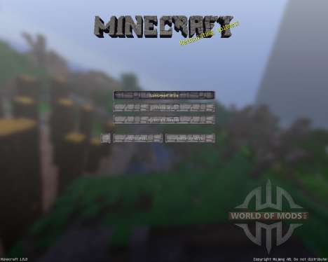 Infinite RPG Resource Pack [16x][1.8.8] pour Minecraft