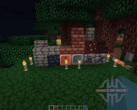 LodeCraft Resource Pack [16x][1.8.8] für Minecraft