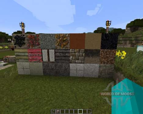 Battered Old Stuff Resource Pack [32x][1.8.8] pour Minecraft