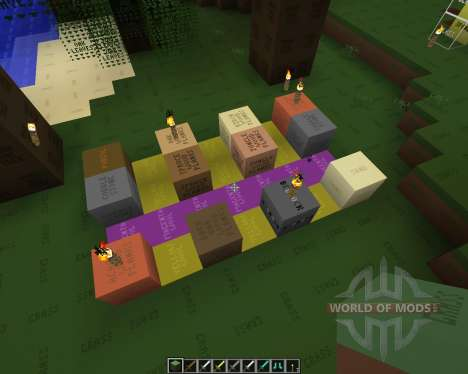 TEXTures Resource Pack [32x][1.8.8] für Minecraft