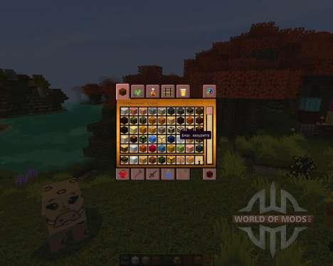 Bosus going Dark [64x][1.8.1] pour Minecraft