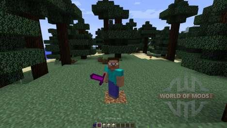 Ender Ores [1.7.10] pour Minecraft