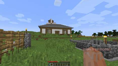 Tudor Mansion [1.8][1.8.8] für Minecraft