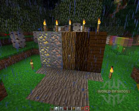 Moundaccounds Saturation Pack [16x][1.8.1] pour Minecraft