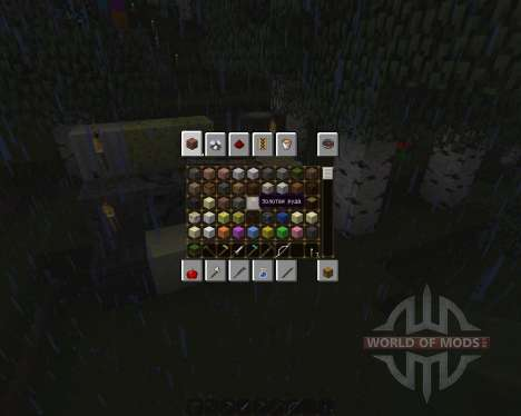 Middle Earth: A LOTR pack [16x][1.8.8] pour Minecraft