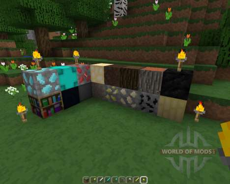 Smoothtex Resource Pack [16x][1.8.8] pour Minecraft