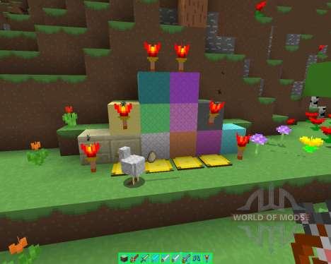 Eviolite Realms Texture Pack v.1.3.0[16x][1.8.8] pour Minecraft