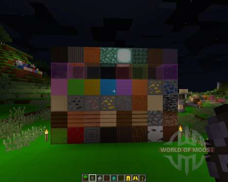 Rainbow Pack [16x][1.8.8] für Minecraft