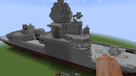 Fridtjof Nansen [1.8][1.8.8] pour Minecraft