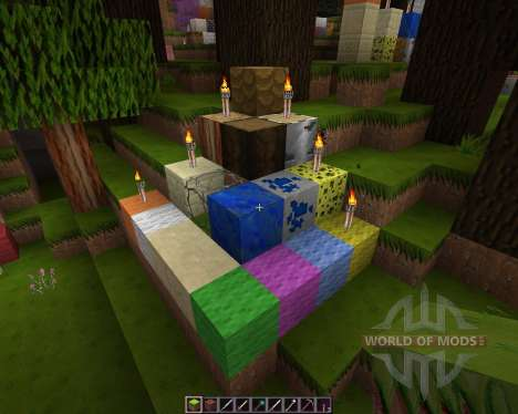 Sketch Hand Drawn HD Resource Pack [128x][1.8.8] pour Minecraft