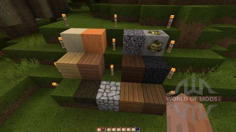 Personal package [x64] [1.5][1.5.1][1.5.2] pour Minecraft