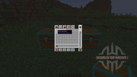 Multi Page Chest [1.8] für Minecraft