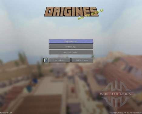 Origines of Rome [32x][1.8.8] für Minecraft