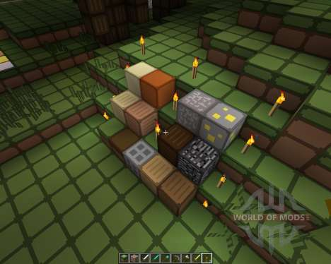 Levare-resource-pack [16x][1.8.8] pour Minecraft