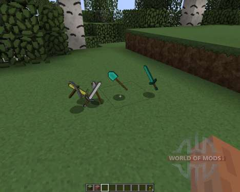 FishPack Resource Pack [32x][1.8.8] pour Minecraft