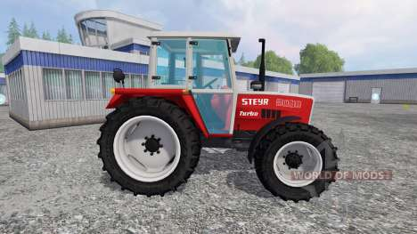 Steyr 8090A Turbo SK1 pour Farming Simulator 2015