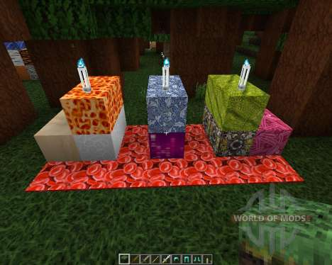 NephCOLaboratories: Biological [32x][1.8.8] pour Minecraft