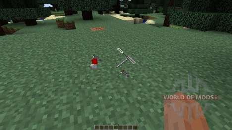 Ballistic Knife [1.7.10] für Minecraft