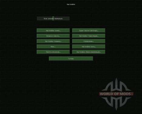 SaltCraft [32x][1.8.1] pour Minecraft
