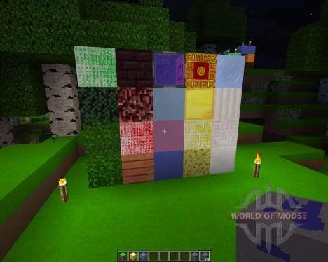 GenusCraft [32x][1.8.8] pour Minecraft