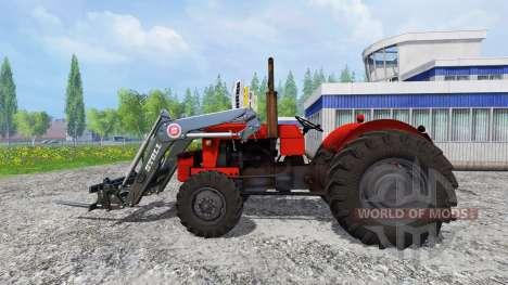IMT 558 [front loader] pour Farming Simulator 2015